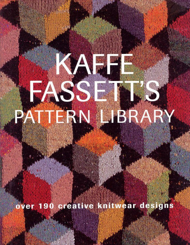 Mejores 59 imágenes de Knitting & crochet books en Pinterest   Tejer ...