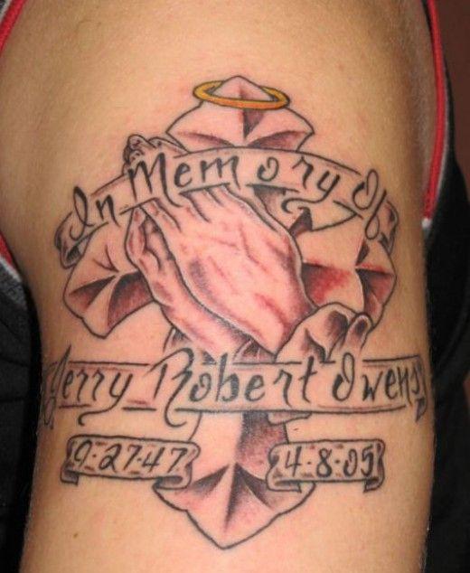 In Loving Memory: Memorial R.I.P. Tattoos