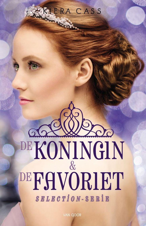 Winnen: 10 x De koningin & De favoriet - Kiera Cass http://www.chicklit.nl/winnen/159401/winnen-koningin-favoriet-kiera-cass