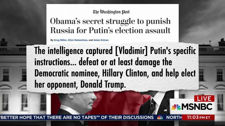 Ellen Nakashima, one of the reporters on The Washington Post report detailing Russia 2016 hacks and the Obama administration response joins MSNBC Nicolle Wallace in for Brian Williams.