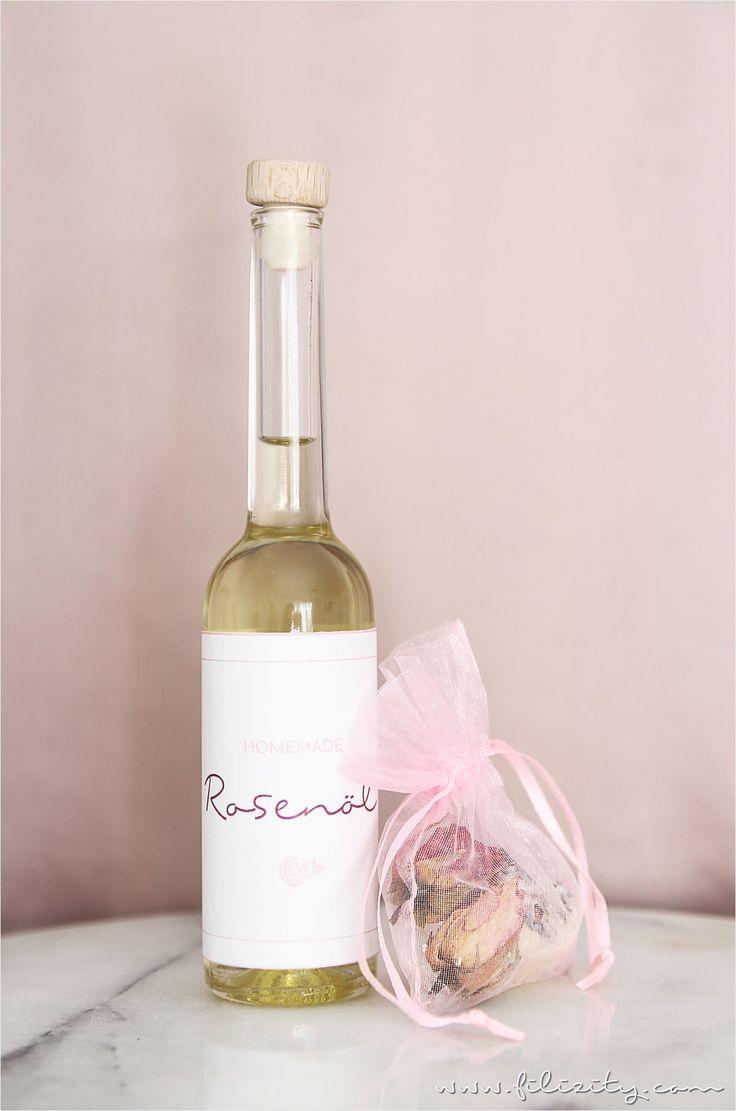 Duftendes Rosenöl ist die perfekte Pflege für die Haut und ein tolles Valentinstags-Geschenk noch dazu. Ihr könnt es ganz einfach selber machen…  https://www.filizity.com/beauty/rosenoel-selber-machen-perfektes-valentinstags-geschenk