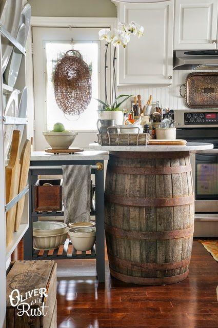 46 best Eclectic Kitchens images on Pinterest | Cuisine design ...