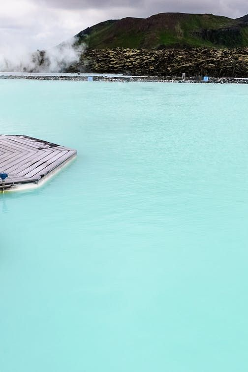 Guys, A Luxury Hotel Is Opening Up Inside Iceland's Blue Lagoon via @PureWow