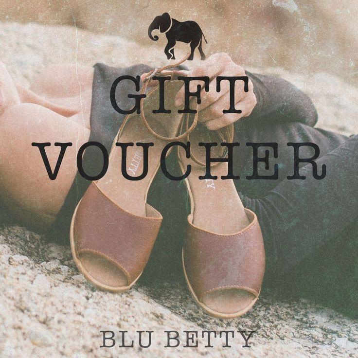 Gift Voucher | Blu Betty