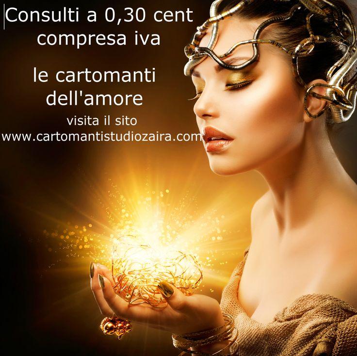 Consulti a 0,30 cent compresa iva entra  in   www.cartomanziadellamore.it Vuoi riconquistare la persona amata? Soffri per un amore incerto?