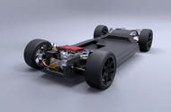 Williams reveals electric vehicle skateboard chassis  Composite chassis can underpin a wide range of bodystyles  New chassis offers exceptional functionality and scalability for makers of electric cars  A new composite chassis concept aimed at showing car makers an efficient way of changing from petrol to electric cars is being launched today at the Cenex LCV show by Williams Advanced Engineering (WAE).  The new concept dubbed FW-EVX shows how car makers can create all-new plug-in hybrid or…