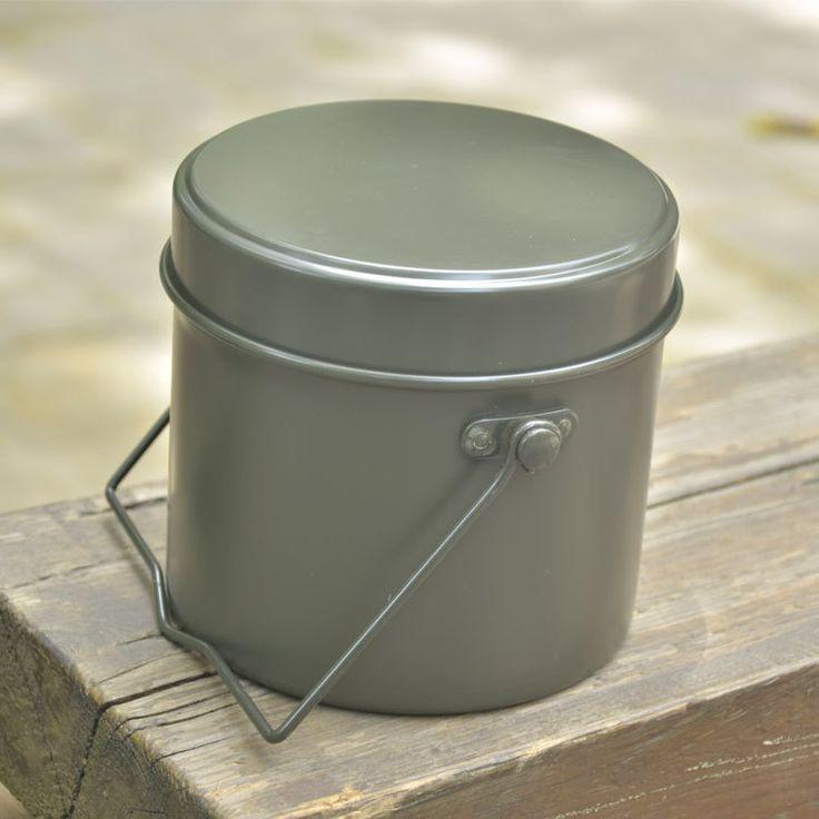 Алюминиевая посуда круглые коробки военный cookwares коробка обеда открытый комплект военные котелок комплект круглой формы купить на AliExpress