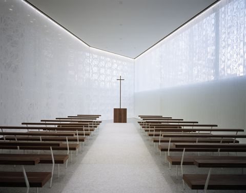 White Chapel by Jun Aoki