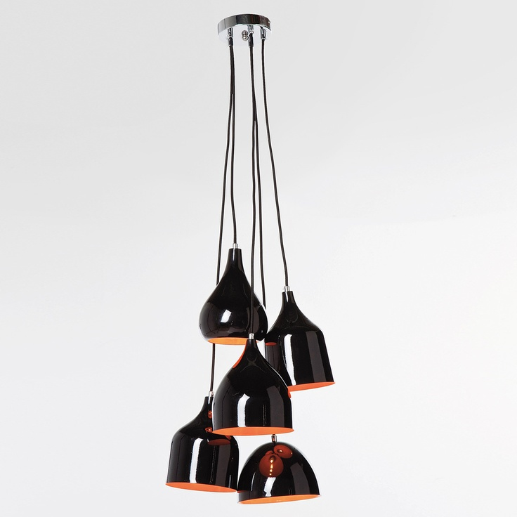 Inspiration: Use beverage bottle tops/ wine bottles                                                         (86) eu.Fab.com | Scandinavia Pendant Lamp