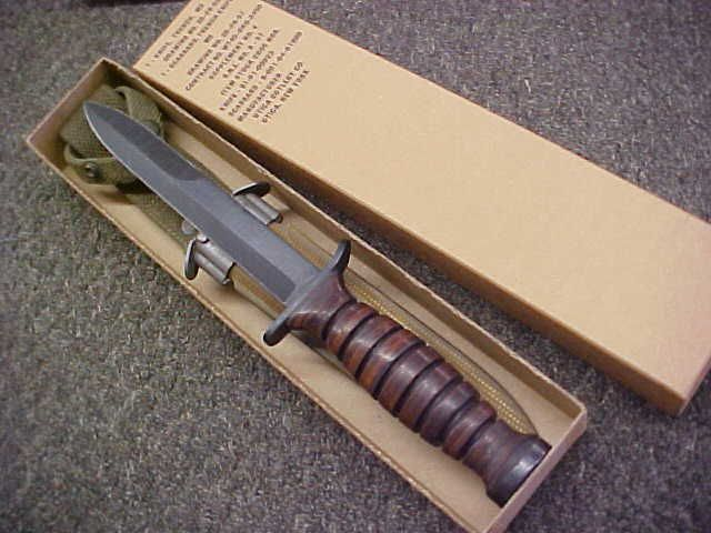 M3 Trench Knife Utica Knives Trench Knife Combat