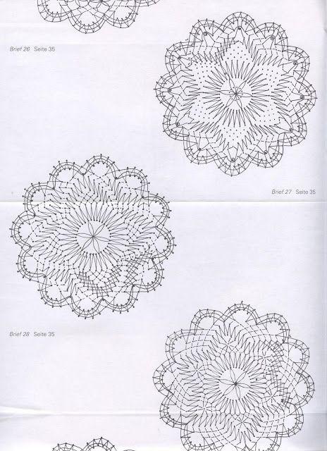 Neue kloppelindeen fur torchonspitzen - lini diaz - Picasa-Webalben