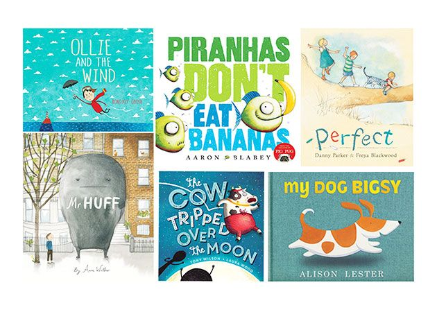2016 Book of the Year Shortlist :  Early Childhood