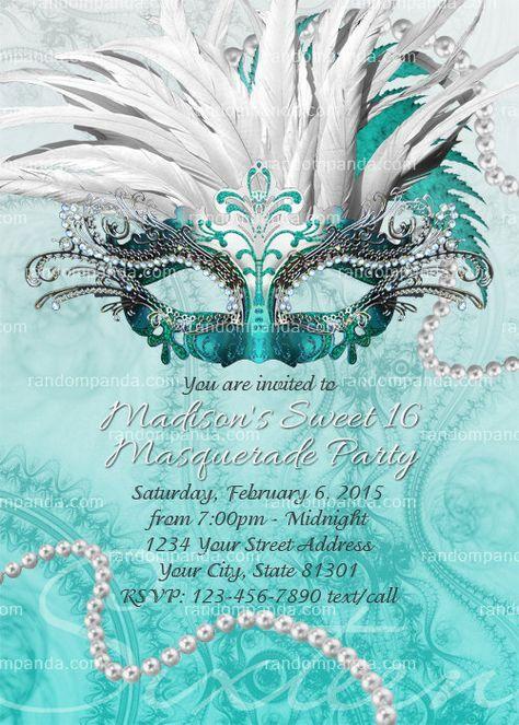 Best 25+ Sweet 16 masquerade ideas on Pinterest | Masquerade theme ...