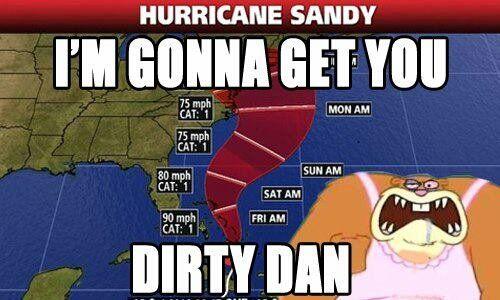 Hurricane Sandy Memes - Business Insider