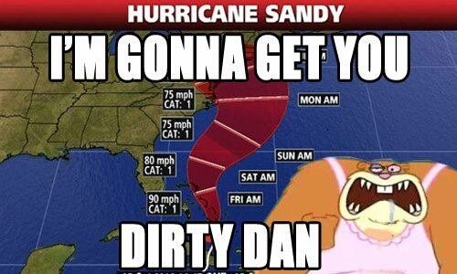 Hurricane Sandy Memes - Business Insider