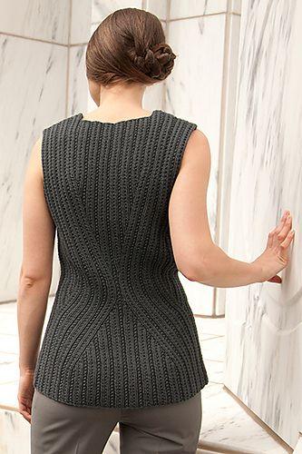 Ravelry: Form   Merge pattern by Lori Versaci