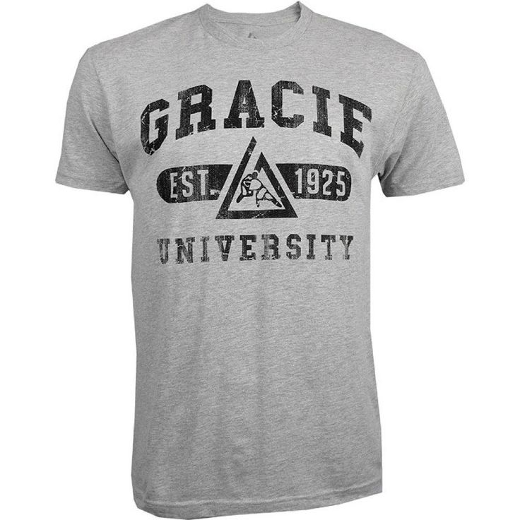 Gracie Jiu-Jitsu Gracie University Shirt