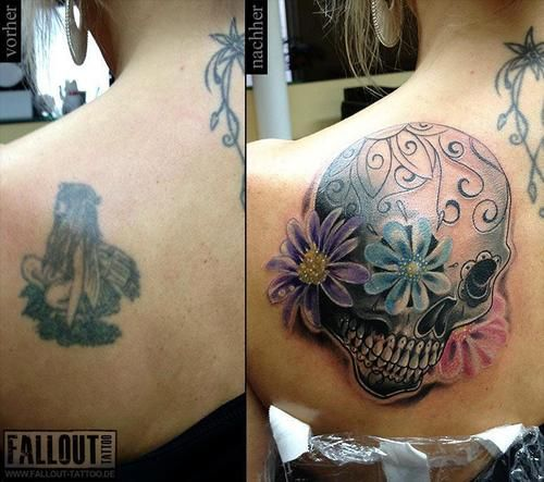 69 best fix that ink images on pinterest tattoo ideas for Cool cover up tattoos