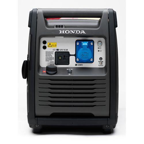 Honda EU30i 3000w Super-Silent Portable Generator (Inverter Technology) - front view