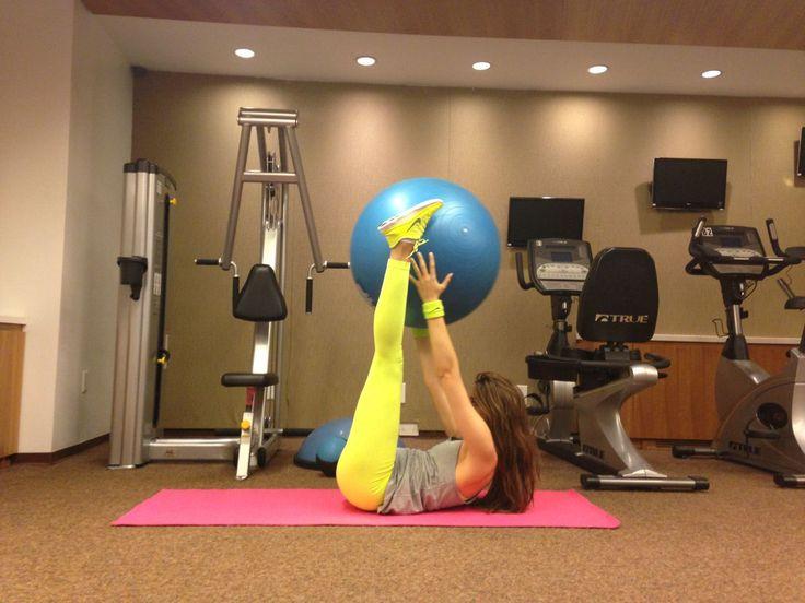 Clara Alonso #workout #sport