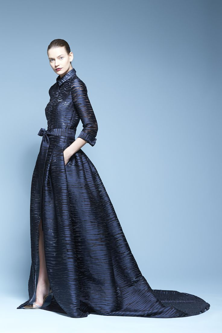 Carolina Herrera Fall 2015 Look 65