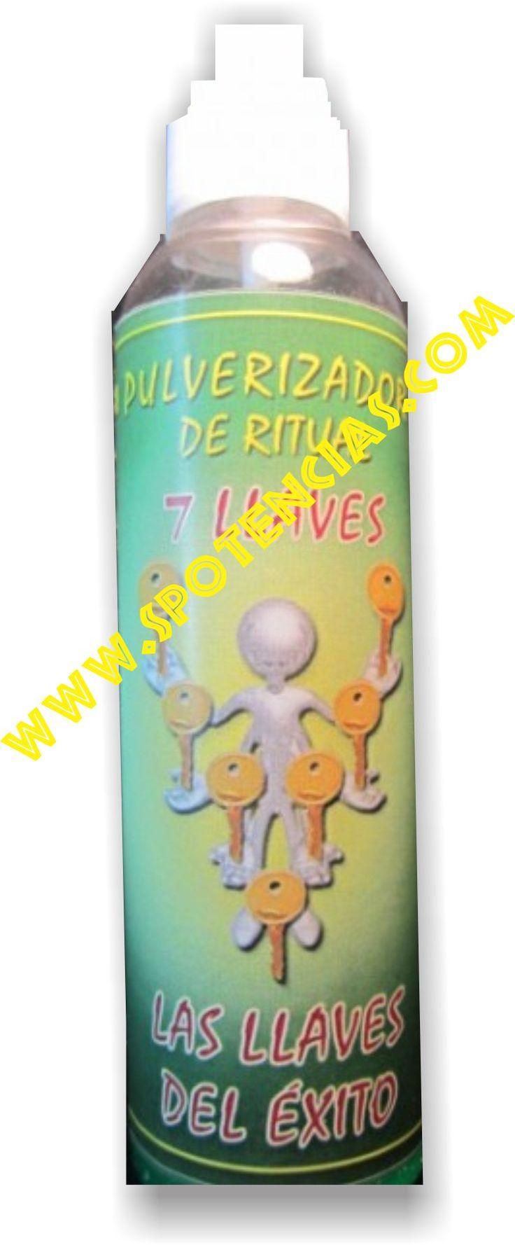 pulverizar lugares para prosperidad  www.spotencias.com