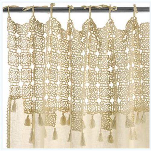 Tendencias En Textiles Crochet Zara Home