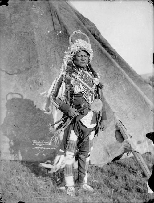 Chief Sheta-mo-on-e - Yakama