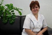 Kovácsné Bognár Katalin - szülésznő