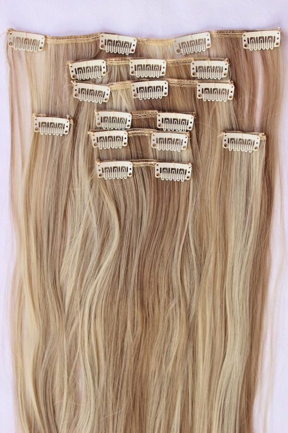 Best 25 clip in extensions ideas on pinterest red hair 26 sandy blonde bleach blonde hair extensions blonde hair clip in extensions pmusecretfo Image collections