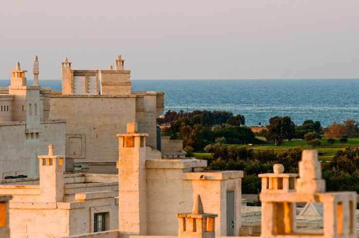 Overview - Surrounded by Adriatic Sea