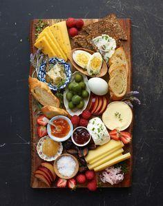 Breakfast Board | A Cup of Joe                                                                                                                                                                                 More
