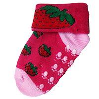 Anti Slip Lipat adalah kaos kaki anti slip lipat dengan gambar lucu cocok untuk bayi perempuan usia 0-1th.  Warna: hijau, biru, pink, merah, kuning, orange Bahan: acrylic dan spandex  Harga Rp.38.500 / LS http://kaoskaki.indosock.co.id/anti-slip-lipat-kaos-kaki-qq/