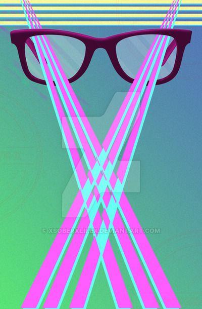 Retro shades by xsoberxlifex on DeviantArt