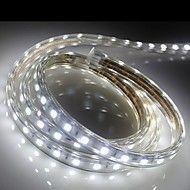 1m+higt+LED-lys+stripe+fleksible+5050+SMD+tre+krystall+vanntett+lys+bar+hagen+lys+med+eu+støpselet+–+NOK+kr.+94