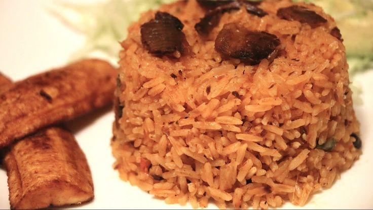 Locrio de Arenque Dominicano|Dominican Rice & Smoked Herring|Sabor en tu...