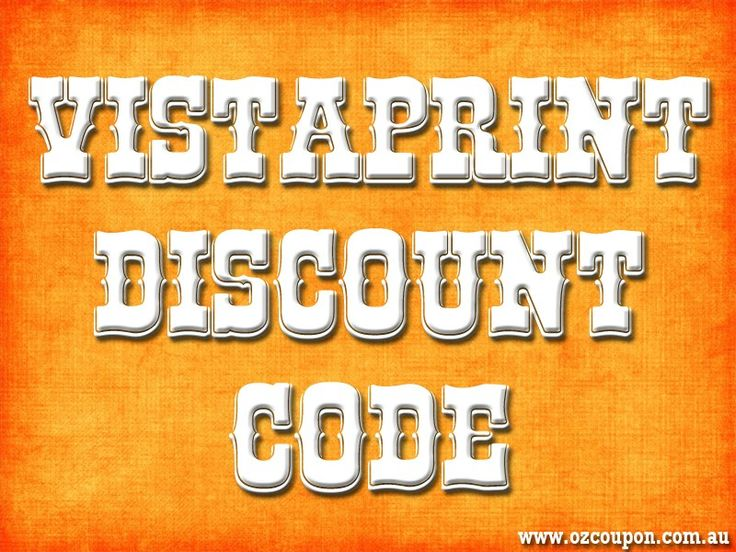 One of the basic tools for successful business is by providing consumers to save from purchasing products and goods. Browse this site http://www.ozcoupon.com.au/store/vistaprint for more information on Vistaprint discount code. Savings help consumer get much just by giving less and also help companies compete actively in this global market. Discounts and discount codes are given to offer consumers a freedom to choose quality without worrying the cost.