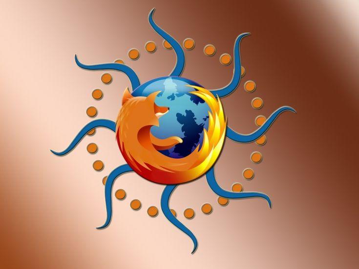 Fonds d'écran Informatique > Fonds d'écran Mozilla firefox par jeromeandre - Hebus.com