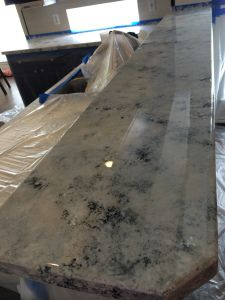 A Dream Design On A Dime U2013 Faux Granite Better Than The Real Thing. Painted  Laminate CountertopsPainting Kitchen ...
