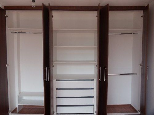 17 best ideas about closets modernos on pinterest closet for Modelos de closets modernos para dormitorios