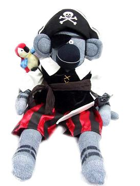 the dread pirate sock