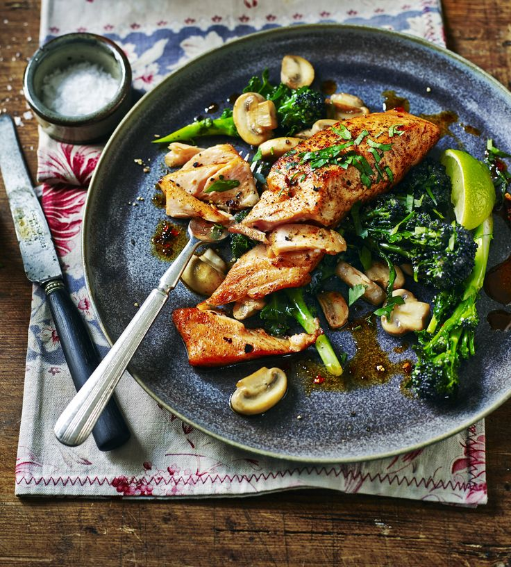 The 101 best healthy dinner recipes images on pinterest bring the flavours of siciliy to your plate with this simple fish supper forumfinder