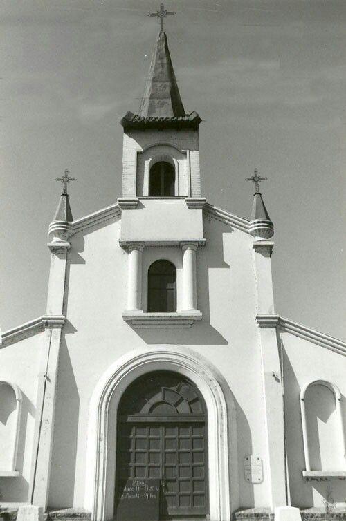 Iglesia Sn. Agustin - Melipilla.