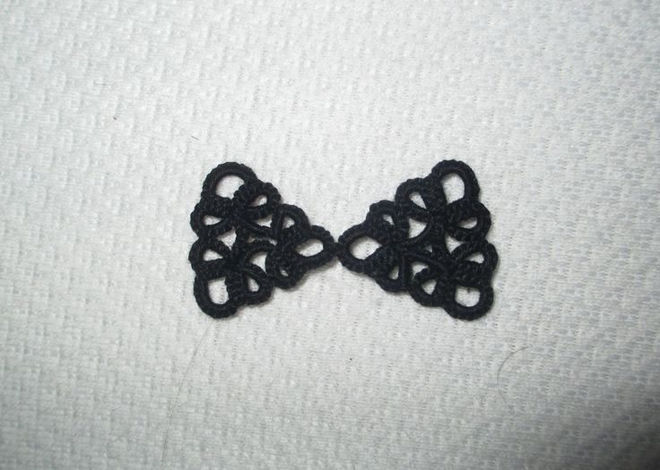 Tatted Bowtie from Doctor Who! Bowties are cool!