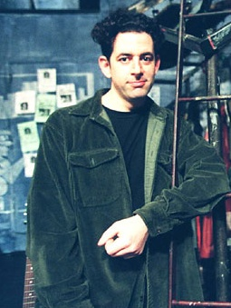 This incredible guy is responsible for RENT... and he died the night before the first performance. Thank you Jonathan Larson.