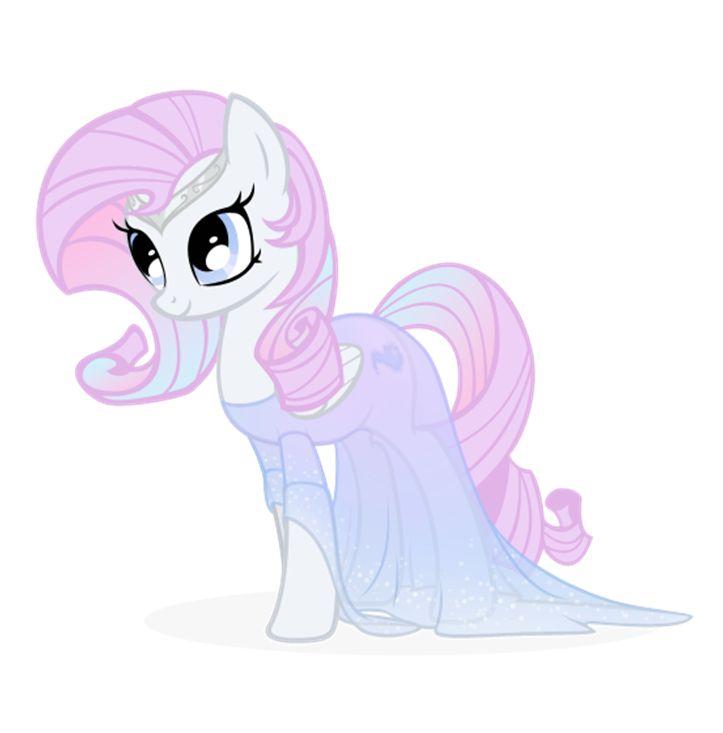 my little pony friendship is magic ^.^ rarity's cute girl