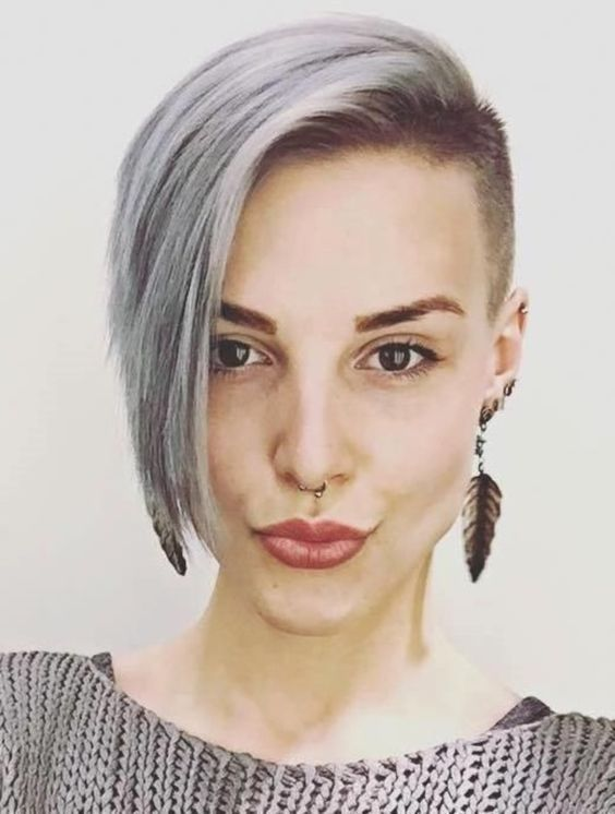 grey hairstyles0601