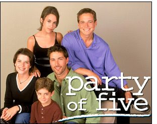 Party of Five: Tv Favorit