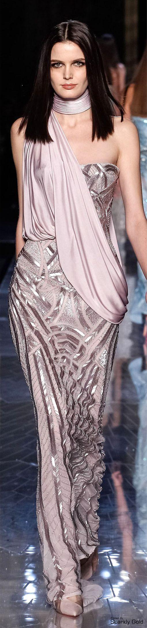 Atelier Versace S/S 2014
