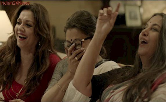 Sonata trailer: Aparna Sen, Shabana Azmi, Lillete Dubey explore mid-life crisis and female bonding. Watch video